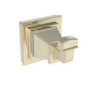 French Gold - PVD Single Robe Hook