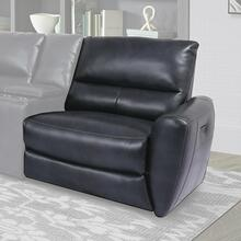 View Product - SAMSON - BANNER NAVY Power Right Arm Facing Recliner