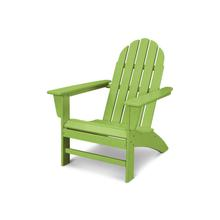 Lime Vineyard Adirondack Chair