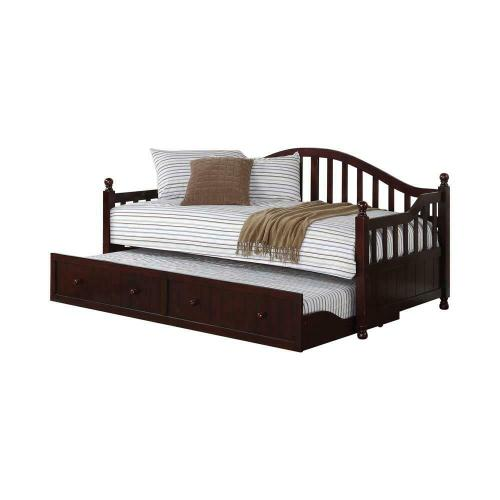 Coastal Cappuccino Twin Daybed