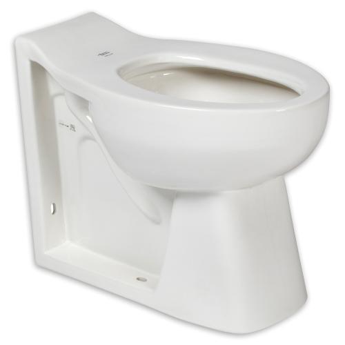 American Standard - Huron EverClean Flushometer Toilet - White