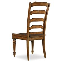 View Product - Tynecastle Ladderback Side Chair - 2 per carton/price ea