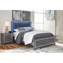 B214 Queen LED Bed (Lodanna)