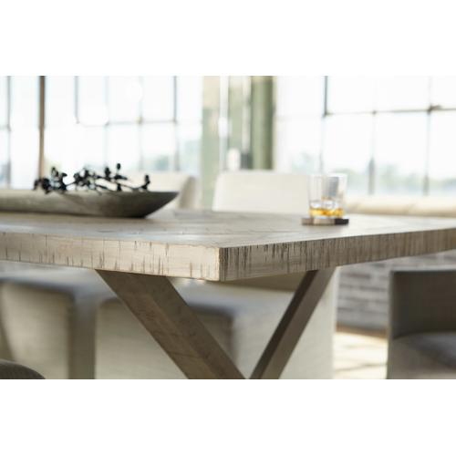 Milo Rectangular Dining Table in Morel