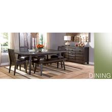 See Details - Nassau Rectangular Table