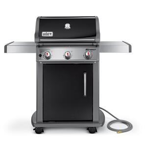 WeberSPIRIT® E-310™ NATURAL GAS GRILL - BLACK