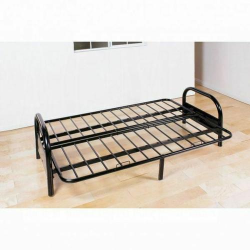 ACME Alfonso Adjustable Sofa Frame - 02172BK - Black