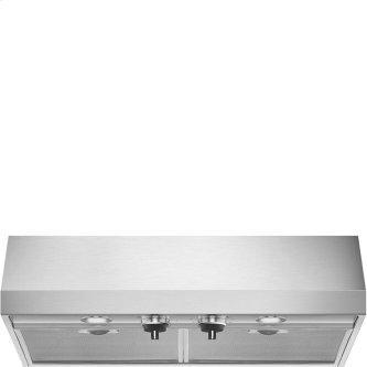 Hood Stainless steel KUC30X