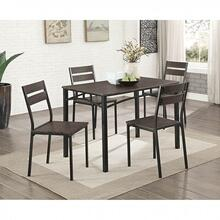 See Details - Westport 5 Pc. Dining Table Set