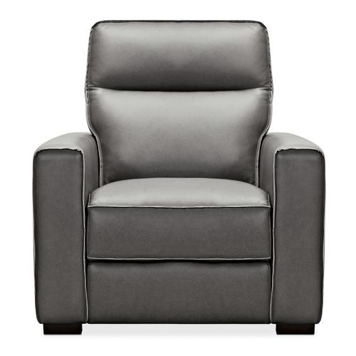 Living Room Braeburn Leather Recliner w/PWR Headrest