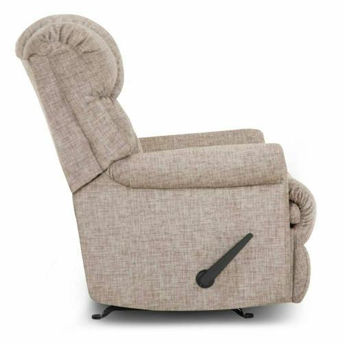 Franklin Furniture - 4524 Nova Fabric Recliner