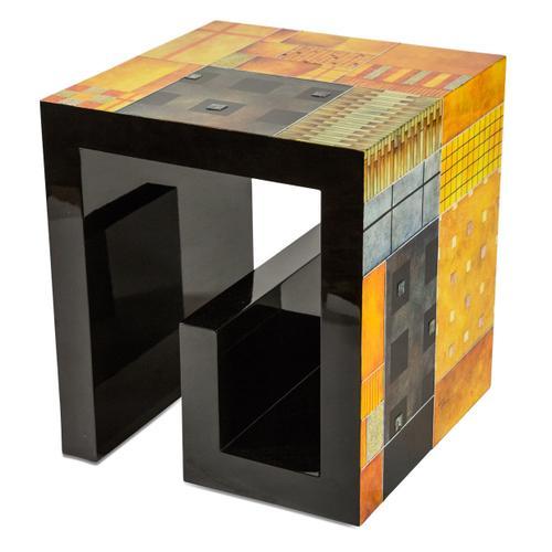Amini - Square End Table