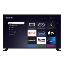 """See Details - Element 58"""" 4K UHD HDR10 Roku TV"""