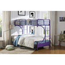 PURPLE T/F BUNKBED