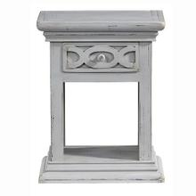 See Details - Nightstand - Heather Gray Finish