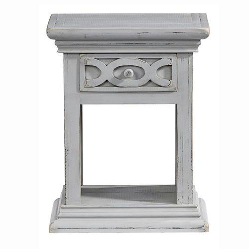 Nightstand - Heather Gray Finish