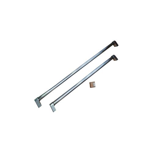 Product Image - Handle Kit for 36 Built-in refrigerator Stainless Steel