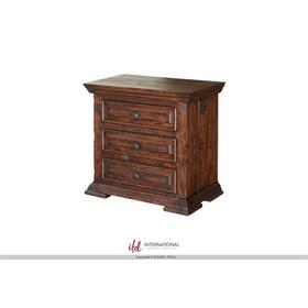 See Details - 3 Drawer Nightstand