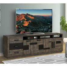 RIVER ROCK 92 in. TV Console