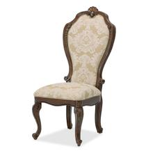 Assm. Side Chair Cognac