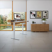 6729 Mobile Credenza in Environmental