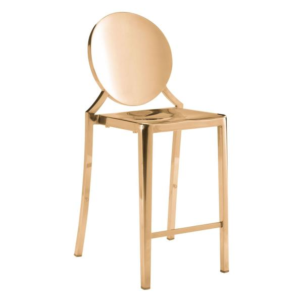 See Details - Eclipse Counter Chair Gold