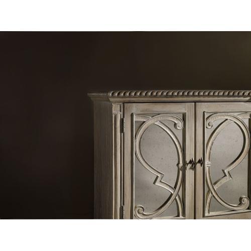 Living Room Solana Six Door Console