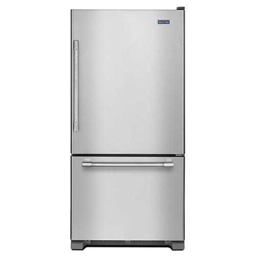 Gallery - 30-inch Bottom Freezer Refrigerator with Freezer Drawer