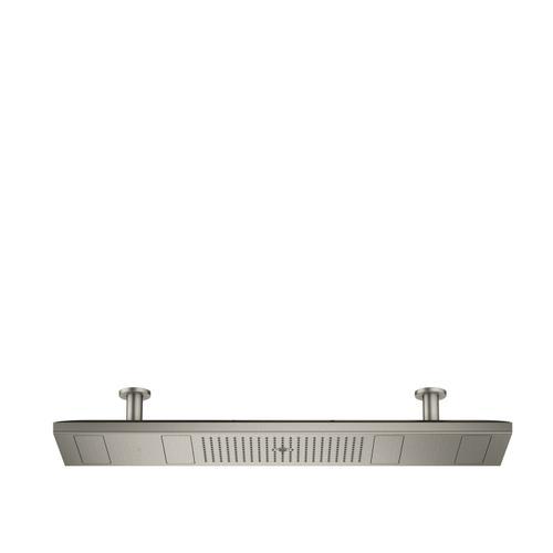 Stainless Steel Optic ShowerHeaven 1200/300 4jet with lighting 2700 K