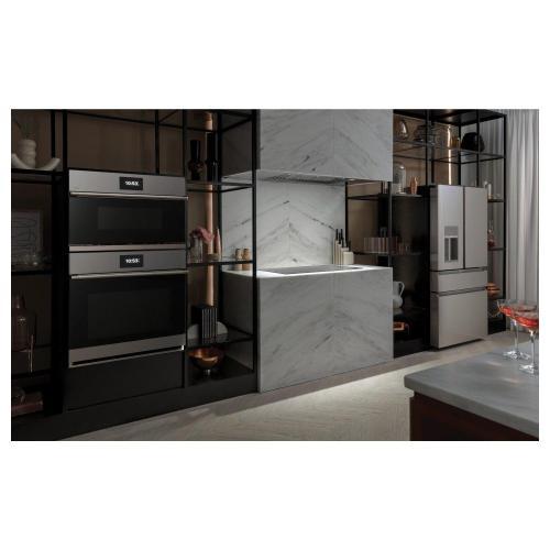 """GE Appliances - 36"""" Smart Designer Custom Insert w/ Dimmable LED Lighting"""