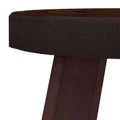 Gallery - Brownington Wood Counter Height Stool, Cottage Oak