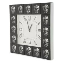 Square Clock 5037