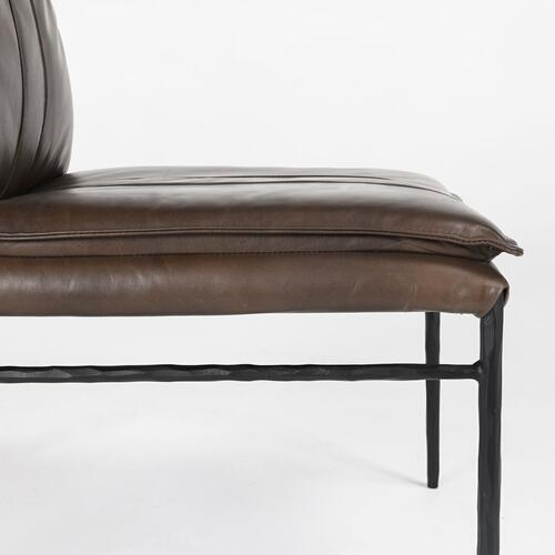 Classic Home - Mayer Accent Chair Brown