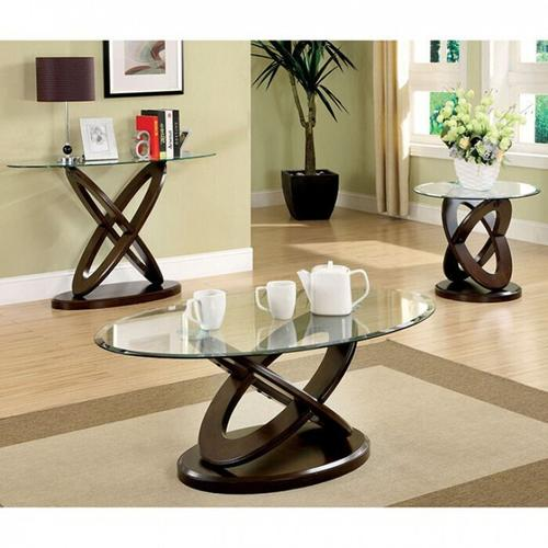 Gallery - Atwood Oval Sofa Table