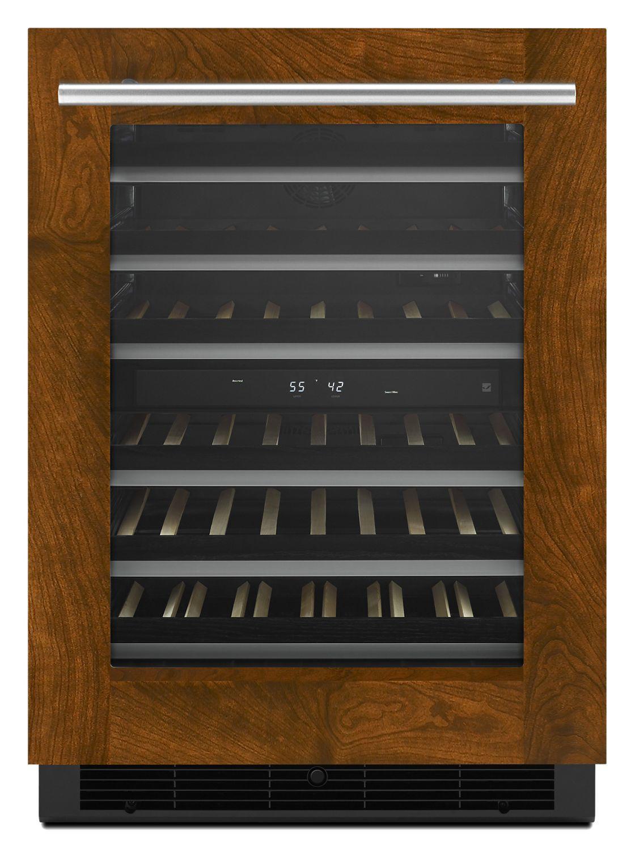 "Panel-Ready 24"" Under Counter Wine Cellar Panel Ready"