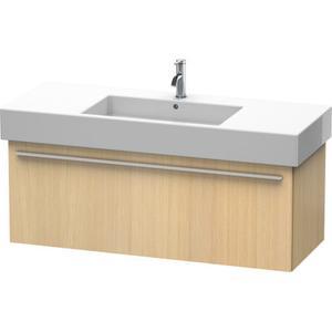 Vanity Unit Wall-mounted, Mediterranean Oak (real Wood Veneer)