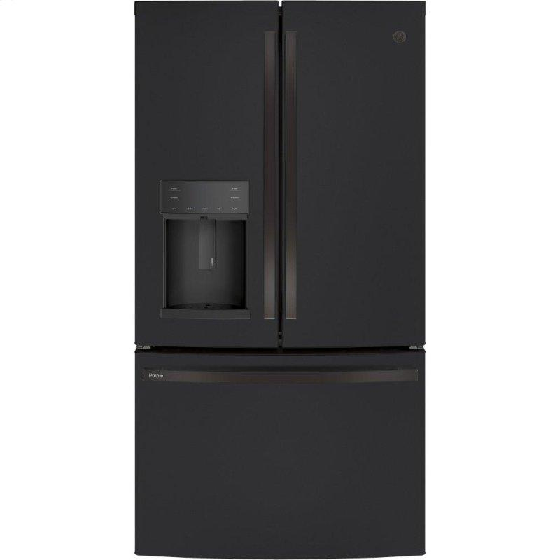 Series ENERGY STAR® 22.1 Cu. Ft. Counter-Depth French-Door Refrigerator with Hands-Free AutoFill