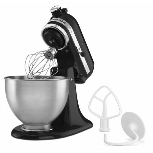 KitchenAid Canada - Classic Series 4.5-Quart Tilt-Head Stand Mixer - Onyx Black