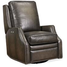 Living Room Kerley PWR Swivel Glider Recliner