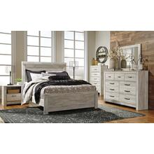 View Product - Bellaby - Whitewash 3 Piece Bed Set (Queen)