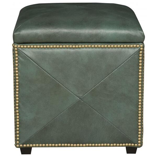 See Details - Ambry Storage Ottoman