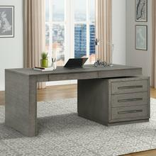 See Details - PURE MODERN Executive Desk