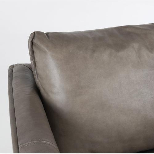 Classic Home - Abigail Club Chair Dark Gray