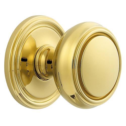 Baldwin - Lifetime Polished Brass 5068 Estate Knob