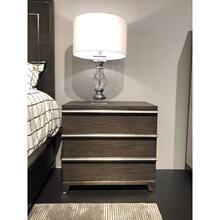 Horizon Nightstand - Flannel