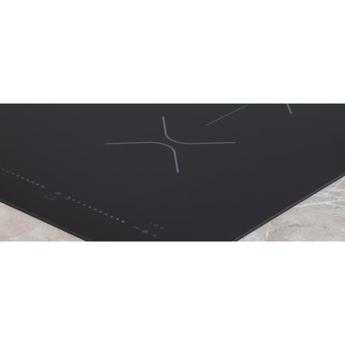 36 5 Induction Zones Cooktop Nero