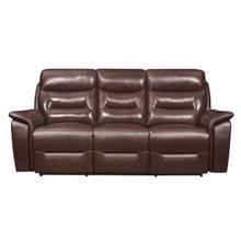 See Details - Power Double Reclining Sofa with Power Headrests and USB Ports