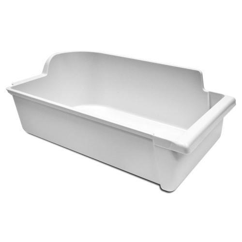 Refrigerator Ice Pan, White