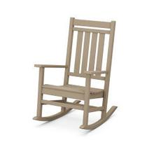 View Product - Estate Rocking Chair in Vintage Sahara