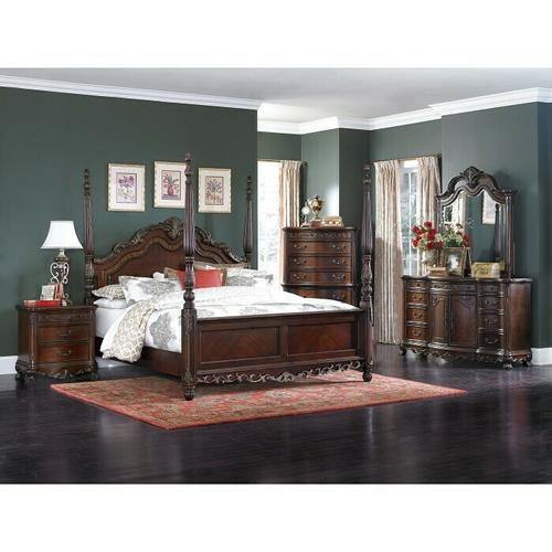 Gallery - Eastern King Poster Bed
